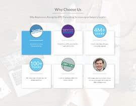 Číslo 15 pro uživatele Improve design of section to Website page od uživatele Humayra20