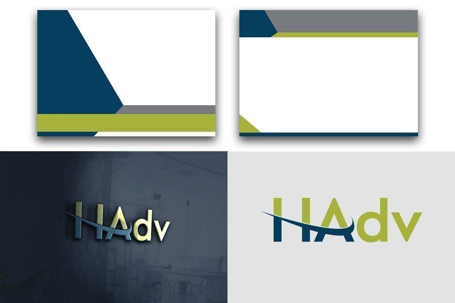 Entry 3 By Bayuadi17 For Law Firm Logo Powerpoint Template