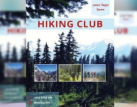 #26 for Flyer for Hiking Club by ajahan398