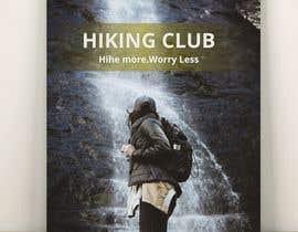 #44 for Flyer for Hiking Club af AstroDude