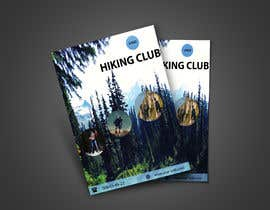 #34 for Flyer for Hiking Club af zahid1999