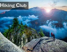 #31 for Flyer for Hiking Club by ShaneMForeman