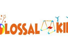 #43 for Logo Design:    Colossal Kids by ZeeshanAmrack