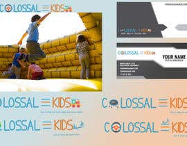 #56 for Logo Design:    Colossal Kids by itsAlejandro