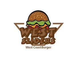 #63 for Design a Logo - Burger Restaurant by DesignerHazera