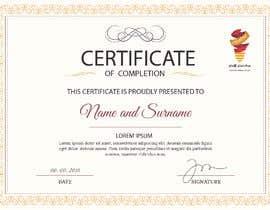 balkisbouslama tarafından Certifications for training center için no 156