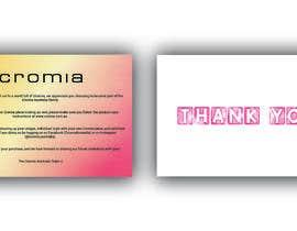 #8 untuk Design a Thank You card oleh nurallam121