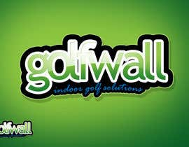 nº 2 pour Logo Design for Courtwall-Golfwall International, Switzerland par rogeliobello