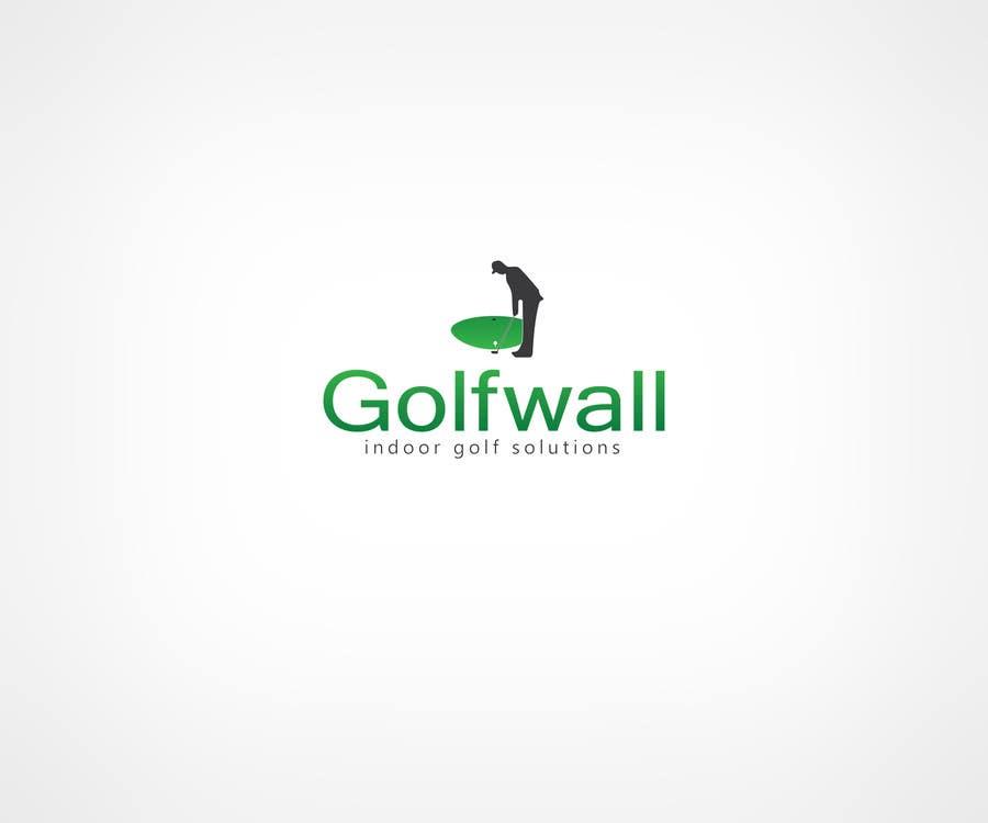Inscrição nº 16 do Concurso para Logo Design for Courtwall-Golfwall International, Switzerland