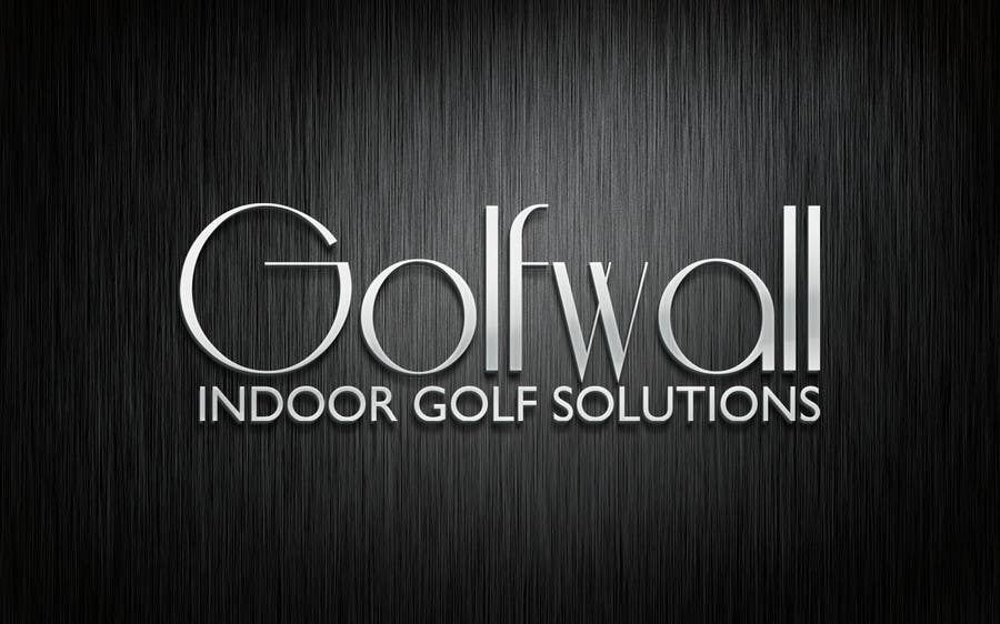 Penyertaan Peraduan #21 untuk Logo Design for Courtwall-Golfwall International, Switzerland