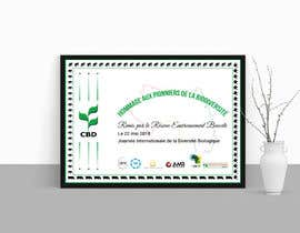 nº 9 pour certificate design par ColourPixie