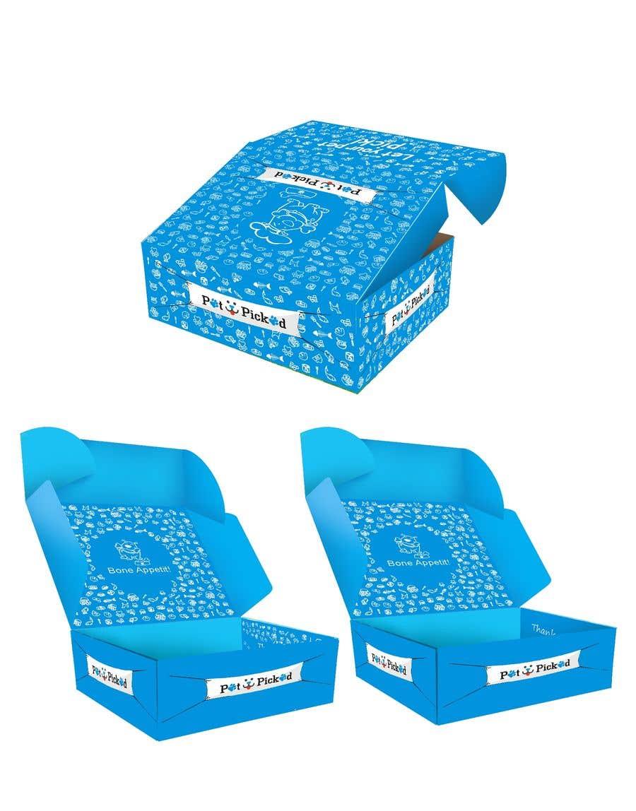 Bài tham dự cuộc thi #13 cho Custom Packaging (box) Design -- 2