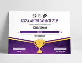 #41 cho Design a Certificate bởi hossainahamed