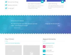 Nro 33 kilpailuun Design New WordPress Site Mockup käyttäjältä cruizm1978