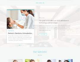 Nro 18 kilpailuun Design New WordPress Site Mockup käyttäjältä LynchpinTech