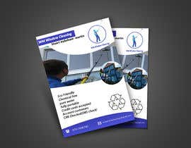 #33 for Design A Stationary Set of Window Cleaning Company by zahid1999