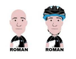 #2 untuk Create an Animation/cartoon portrait for Ramon oleh Stevieyuki