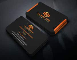 #238 for Design some business cards for the company : La Solution Résidentielle by ahtonmoy