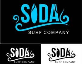 #14 для I need a surf logo design with the branding name of 'SODA' a wide range of idea will be looked at as a wider range the better the designs від ConceptGRAPHIC
