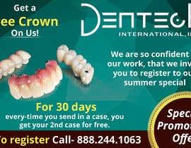 #34 for Design a Flyer for Dentech af Hasan628