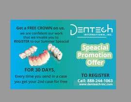 #32 for Design a Flyer for Dentech af babul881