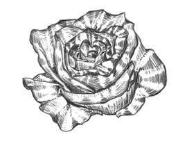 #33 for Draw different roses by PsychGeek