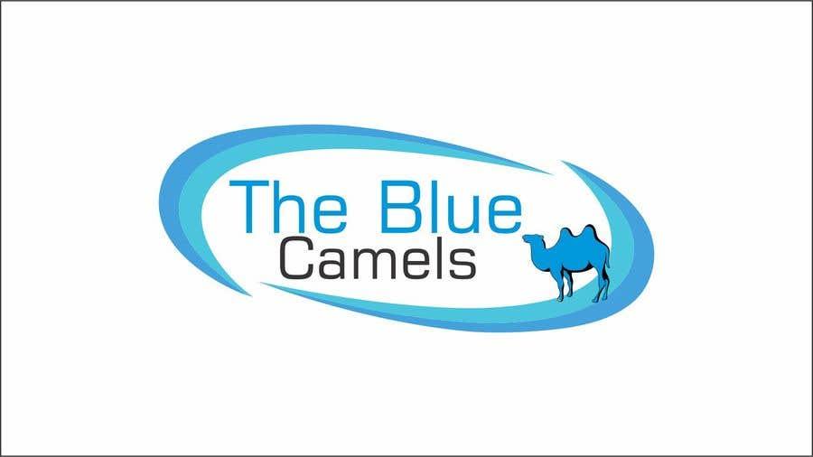Konkurrenceindlæg #12 for Blue Camels Logo