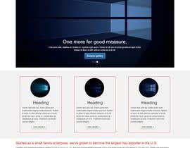 #10 for Update my business website - HTML by VisionXTech