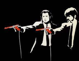 #17 cho Design a stencil poster bởi ArchAmjed