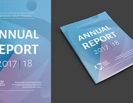 #21 for Design our annual report cover and inside page template by SanduniK95
