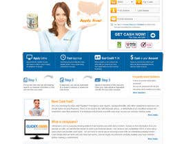 #19 para Website Design for clickyloans por iNoesis