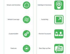 #9 untuk Create 8 Icons for Website oleh bismillahbd