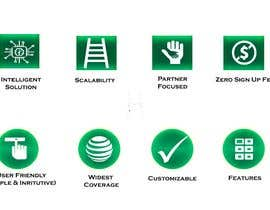 #7 for Create 8 Icons for Website by shahrinislam1993
