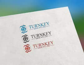 "BDSEO tarafından Logo Design. ""Turnkey Data Pty Ltd"". Primary product is a Food Manufacturing Database için no 168"