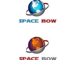 #96 untuk To make a 2D and 3D Brand logo SPACE BOW oleh iamwaitingforyou