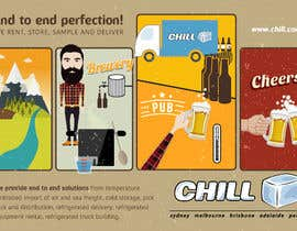 #4 untuk Print Ads for Craft Brewing Industry Awards Magazine oleh zilzdebora
