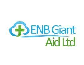 nº 31 pour Logo Design - ENB Giant Aid Ltd. par deostable