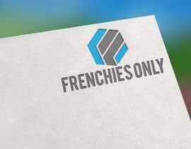 "TheMimDesign tarafından ""Frenchies Only"" Logo/Art Design - Movement Logo için no 38"