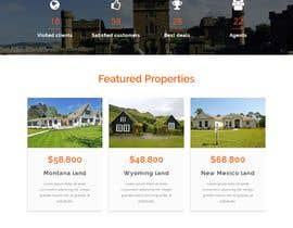 Nro 1 kilpailuun Home page redesign käyttäjältä DhananjaySuthar