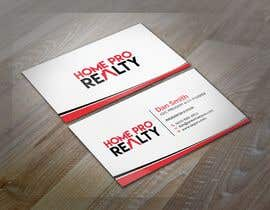 #217 for Design business cards and letterhead for real estate company by firozbogra212125