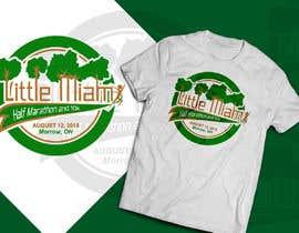 #7 for Design an T-Shirt for a half marathon af Tonmoydedesigner