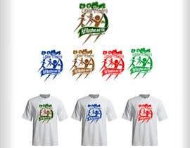#20 for Design an T-Shirt for a half marathon af Sico66