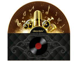 #58 untuk Design graphic insert for jukebox speaker oleh Lilytan7