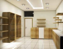 nº 20 pour Technology shop Interior Design par mohy7878
