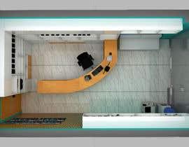 nº 30 pour Technology shop Interior Design par adeebarch017