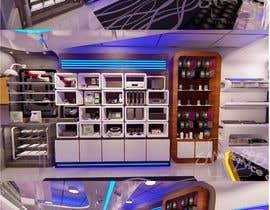 nº 24 pour Technology shop Interior Design par smarkies