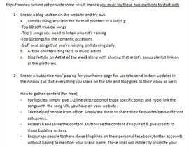 Nro 8 kilpailuun How can we grow content on our website? käyttäjältä KavKush