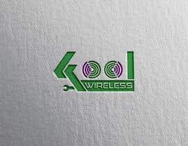 #227 for Design a Logo kool wireless af mdsarowarhossain