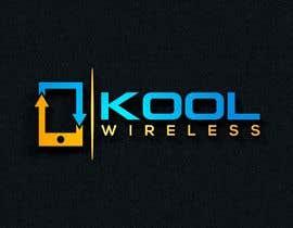 #216 for Design a Logo kool wireless af LogoExpert24