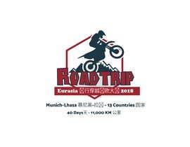 Nro 65 kilpailuun Logo design for specific motorbike tour käyttäjältä sununes